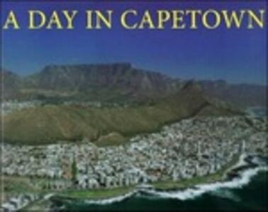 A Day in Cape Town. Con 4 CD Audio - André Fichte - copertina