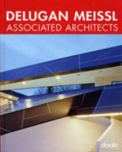 Foto Cover di Delugan meissl associated architects. Ediz. italiana, inglese, tedesca, spagnola e francese, Libro di Caroline Klein,Imke Hassler, edito da Daab
