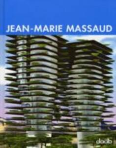Jean-Marie Massaud. Ediz. italiana, inglese, tedesca, spagnola e francese - copertina