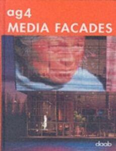 Foto Cover di AG4 media facades. Ediz. italiana, inglese, tedesca, spagnola e francese, Libro di  edito da Daab