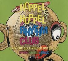 Hoppel Hoppel Rhythm Club - CD Audio