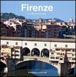 Firenze. La città e la musica. Ediz. italiana e inglese. Con 4 CD Audio - Max Galli - copertina