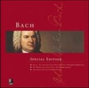 Bach. Ein biografischer Bilderbogen. Con 4 CD Audio
