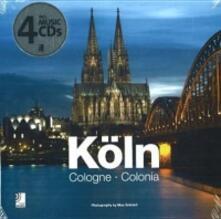 Earbooks. Cologne-Koeln - CD Audio