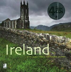 Ireland. Forty shades of green. Con 4 CD Audio - Gunther Gruner - copertina