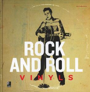 Rock and roll vinyls. Con 2 dischi in vinile - copertina