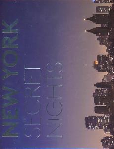 Libro New York secret nights. Ediz. inglese e tedesca. Con disco in vinile