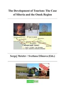 The Development of Tourism:  The Case of Siberia and the Omsk Region