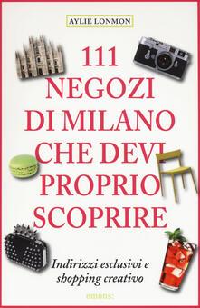 Listadelpopolo.it 111 negozi di Milano che devi proprio scoprire Image