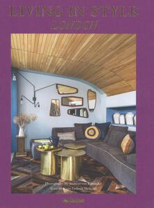 Living in Style London - Karin Graabaek Helledie - cover