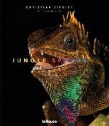 Christian Ziegler. Jungle spirits - cover