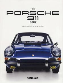 Rene Staud. The porsche 911 book, small - cover