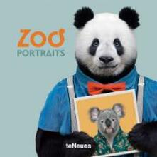 Zoo portraits - cover