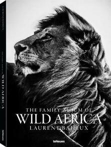 The Family Album of Wild Africa - cover