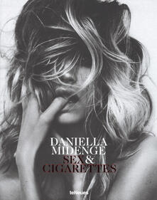 Daniella Midenge, sex & cigarettes - cover