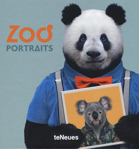 Zoo portraits. Ediz. a colori