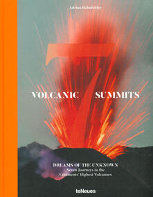 Volcanic 7 Summits - cover