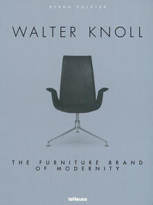 Walter Knoll: The Furniture Brand of Modernity - teNeues - cover