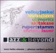 Jazz & Beyond (+ Book) - CD Audio