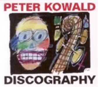 CD Peter Kowald Discography Peter Kowald