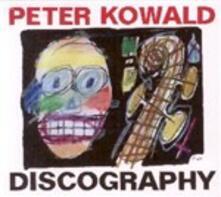 Peter Kowald Discography - CD Audio di Peter Kowald