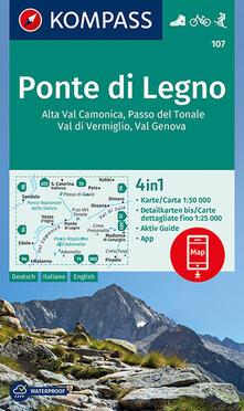 Carta escursionistica n. 107. Ponte di Legno, Alta Val Camonica, Passo del Tonale 1:50.000. Ediz. italiana, tedesca e inglese.pdf