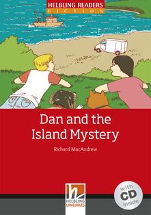 Antondemarirreguera.es Dan and the Island Mystery. Livello 3 (A2). Con CD-Audio Image