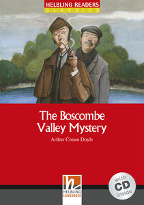 The Boscombe Valley Mistery. Livello 2 (A1-A2). Con CD-Audio