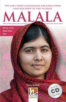 Atomicabionda-ilfilm.it Malala. Livello 2 (A1-A2). Con CD-Audio Image