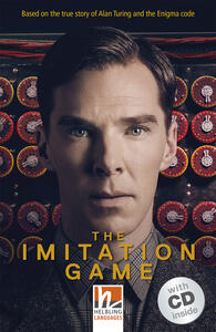 The imitation game. Livello 4 (A2-B1). Con CD-Audio