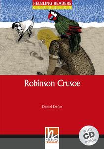 Robinson Crusoe. Livello 2 (A-A2). Con CD-Audio