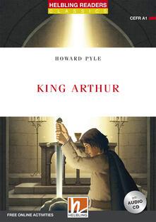 Voluntariadobaleares2014.es King Arthur. Readers red series. Con CD-Audio Image