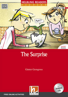 The surprise. Readers red series. Con CD-Audio.pdf