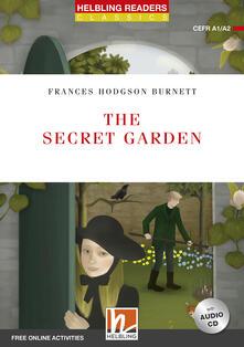 Grandtoureventi.it The secret garden. Livello A1-A2. Helbling readers red series. Con CD-Audio Image