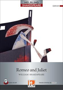 Squillogame.it Romeo and Juliet. Level 5 (B1). Helbling Shakespeare series. Con e-book. Con espansione online Image