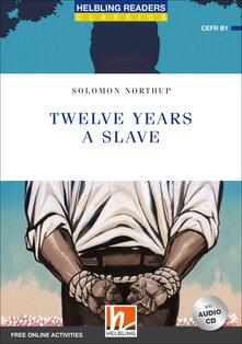 Daddyswing.es Twelve Years a Slave. Livello 5 (B1). Con espansione online. Con CD-Audio Image