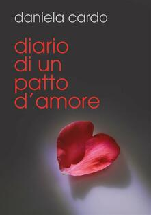 Diario di un patto d'amore - Daniela Cardo - ebook