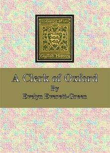 Aclerk of Oxford