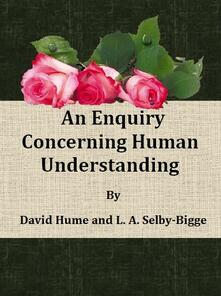 Anenquiry concerning human understanding