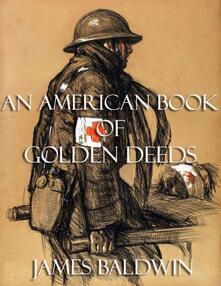 Anamerican book of golden deeds