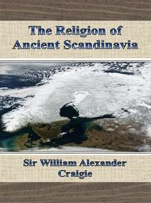 Thereligion of ancient Scandinavia