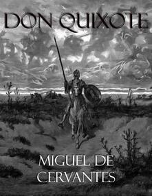 Don Quixote. Ediz. illustrata