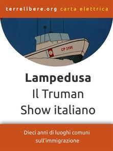 Lampedusa. Il Truman Show italiano - Terrelibere.org - ebook