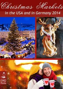 Themost beautiful Christmas markets in the USA and in Germany. Christkindl markets 2014