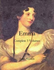Emma. Complete 3 volumes