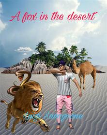 Afox in the desert