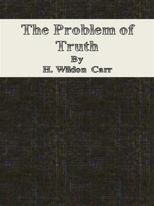 Theproblem of truth
