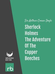 Theadventure of the copper beeches. The adventures of Sherlock Holmes. Vol. 12
