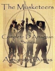 Themusketeers. Complete D'Artagnan series