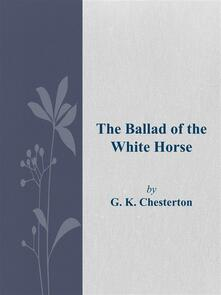 Theballad of the white horse